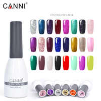 Farbe 194-258 CANNI Gel Lack Nagellack Professionelle Nail art Salon LED Lampe Nagel Lack Lang Anhaltende Glitter UV Gel-polituren