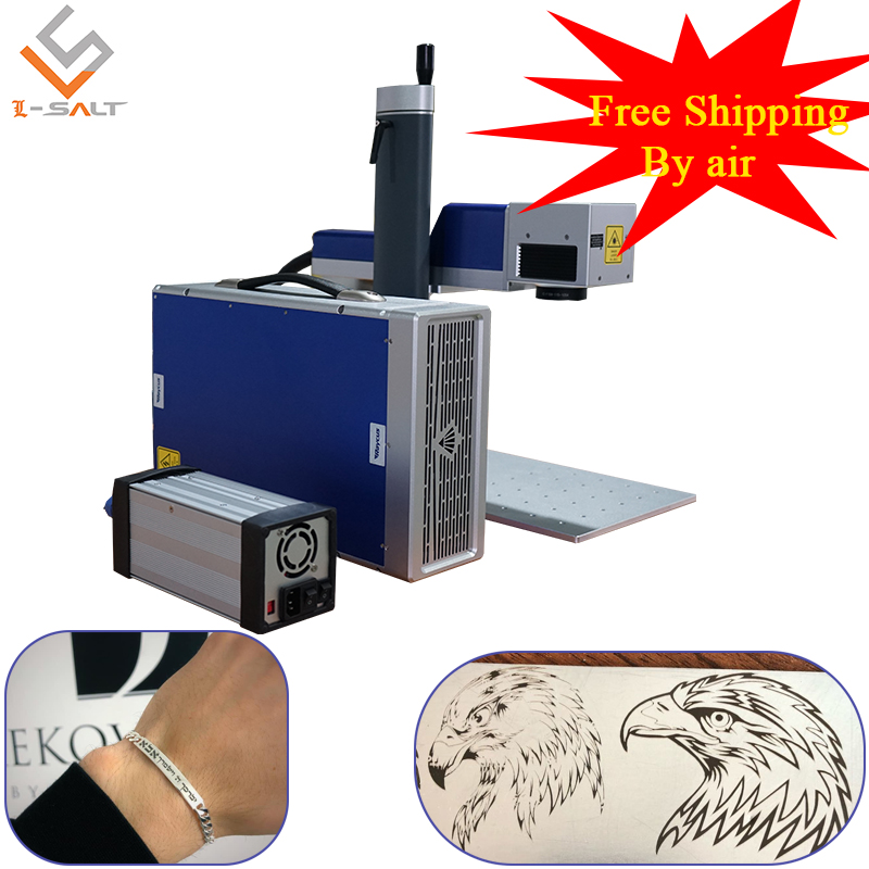Laser Engraving Laser Cutting Machine For Jewelry Label Printing Machines