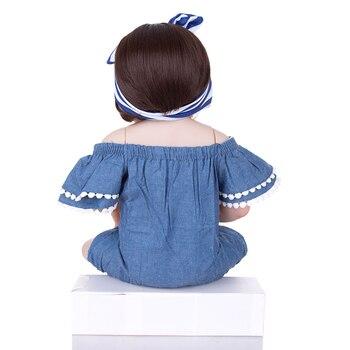 Кукла-младенец KEIUMI KUM23FS01-WW58 5