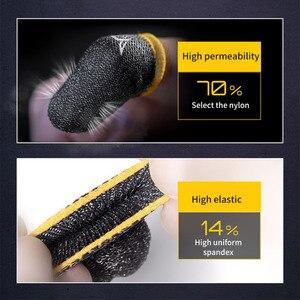 Image 5 - ProfessionalสำหรับPUBGเกมโทรศัพท์โทรศัพท์เกมสเตอริโอแขนถุงมือThumbsฝาครอบTouchscreenแขน