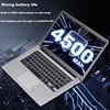 14.1 inch Student Intel Laptop 6GB RAM 64GB Notebook N3350 Quad Core Ultrabook With Webcam Bluetooth WiFi 4