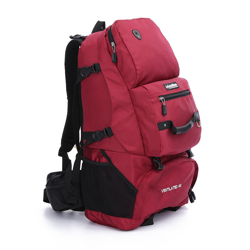 King Of The Marines Celebrity Style 45 Liters Outdoor Mountaineering Bag Waterproof Backpack Men And Women Casual Sports Backpac
