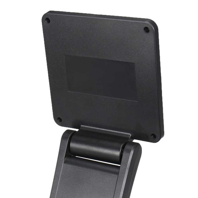 Tilt Dipasang Lipat Monitor Holder VESA 10 Inch-27 Inci LCD Tampilan Layar Tekan Berdiri