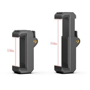 Image 3 - Ulanzi ST 26สมาร์ทโฟนสมาร์ทโฟน Mount Holder คลิปแนวตั้งยิง Mount รองเท้าเย็นสำหรับไฟ LED ไมโครโฟน