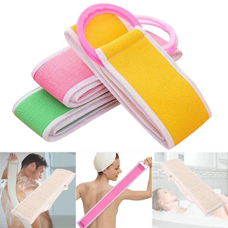 عالية الجودة لينة دش حمام الإسفنج فرك منشفة تنظيف الجسم العناية بالبشرة القماش NShopping