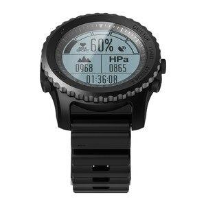 Image 5 - Stepfly S968 wasserdichte Intelligente Uhr Herz Rate Barometer Thermometer Bluetooth GPS sport Smartwatch für Android IOS