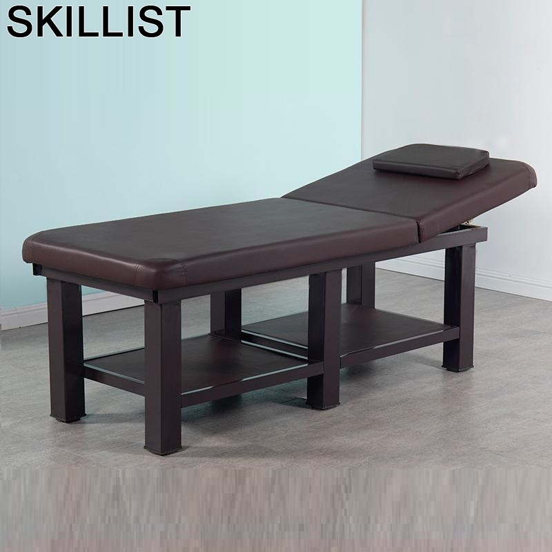 Furniture Massagetafel Pedicure Tattoo Table Mueble Cama Dental De Salon Chair Camilla Masaje Plegable Folding Massage Bed