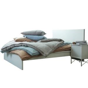 Image 3 - VESCOVO 15CM tatami massage mattress topper matrastopper 100% goose down bed topper for 1.5/1.8m double bed