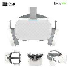 Bobovr X6 Virtual Reality All In One Vr Binocular 2.5k Hd Vr Headset Android 3d Glasses Helmet Immersive 5.5' Lcd Wifi Bt4.2 caraok v9 all in one vr glasses wifi bluetooth virtual reality 3d glasses with 1 2ghz allwinner a33 quad core support otg