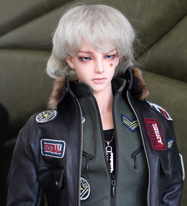 Image 3 - HeHeBJD 1/3 Hdend bjd doll Anubis fantasy doll resin ball jointed model reborn high quality toys low price