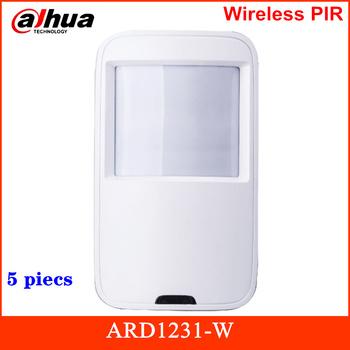 Dahua bezprzewodowy czujnik ARD1231-W 2 sposobem komunikacji zasięg transmisji do 150m systemy alarmowe bezpieczeństwa domu czujniki tanie i dobre opinie 105mm*62mm*41 3mm