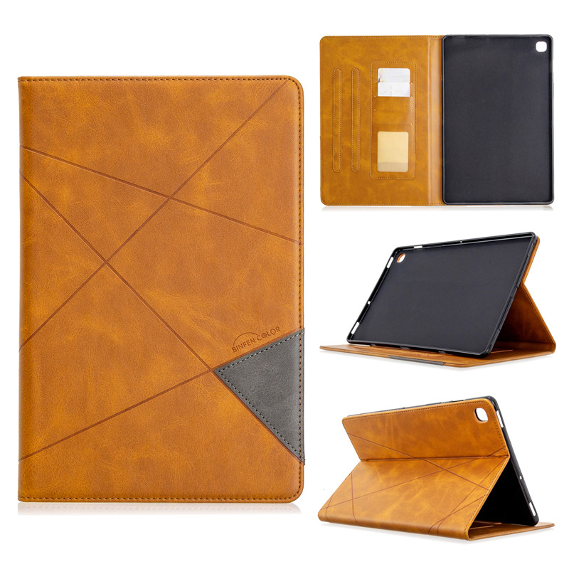 Case For Samsung Galaxy Tab S5E 10.5 2019 SM-T720 SM-T725 Flip PU Leather Full Smart Cover Stand Funda Tab S5E 10.5'' 2019 Coque-2
