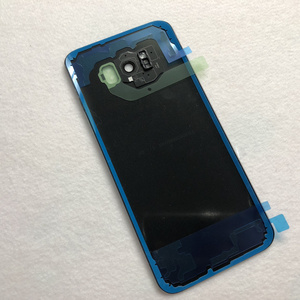 Image 4 - For Samsung Galaxy S8 Plus S8+ G950 G955 100% Original Battery Back Cover Glass Door Housing Rear Camera Glass S8 Rear cover