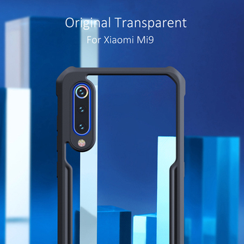 For Mi 9 CC9e Phone Shell XUNDD Airbag Shockproof Protective Transparent Back Cover for mi 9 lite чехол Pro Redmi 8A mi a3 Case 3