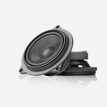 4 Inch midrange speaker for BMW F10 F11 F30 F32 F15 F25 G30 G11 G01 series center speaker HiFi audio stereo loudspeaker horn car subwoofer for bmw f10 f30 f15 f25 g30 g11 g01 under seat audio music stereo low frequency loudspeaker high quality bass