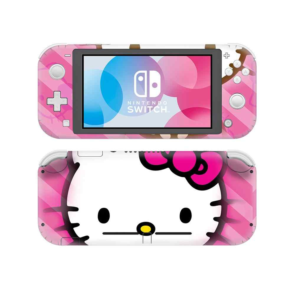 Hello Kitty NintendoSwitch Skin Sticker Decal Cover For Nintendo Switch Lite Protector Nintend Switch Lite Skin Sticker Vinyl