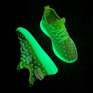 Reflective Sneakers Spring Sum