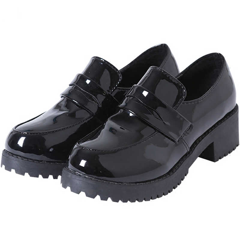 Japanese High School Student Shoes