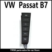 For V W Passat B7 Arteon central switch decorative switch