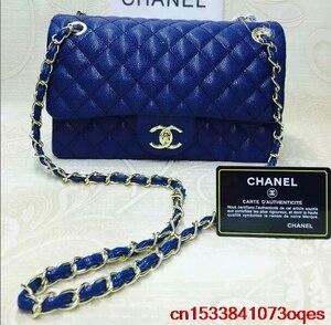 Luxury Designer Brand Chanel- Handbag Shoulder Bags Women Messenger Bag Bolsa Feminina Handbags C104