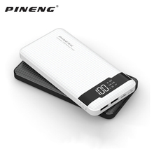 Original PINENG PN-961 10000mAh Portable Battery Mobile Power Bank
