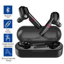 2020 TWS Wireless Bluetooth 5.0 Music Earphones Touch Earbuds Ear Hook Headphone