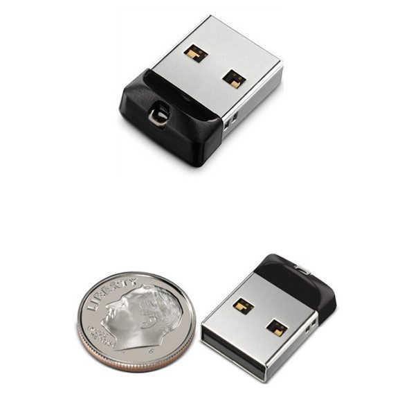 Usb Flash Drive Mini Pen drive 128GB 64GB 32GB 16GB 8GB USB Flash Drive Pendrive nuovo Usb Bastone Personalizzato USB Flash mini regalo