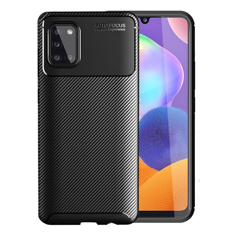 Чехол для Samsung A31 чехол для Samsung Galaxy A31 TPU чехол для Samsung A21S A11 A41 A51 A71 M31 M21 M01 S20 Ultra A31 Fundas Специальные чехлы      АлиЭкспресс