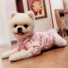 New Fashion Autumn And Winter Dog Clothes For Small Dogs Chihuahua Coat For Cat Dog Warm Coat Soft Cotton Pet Clothing недорго, оригинальная цена