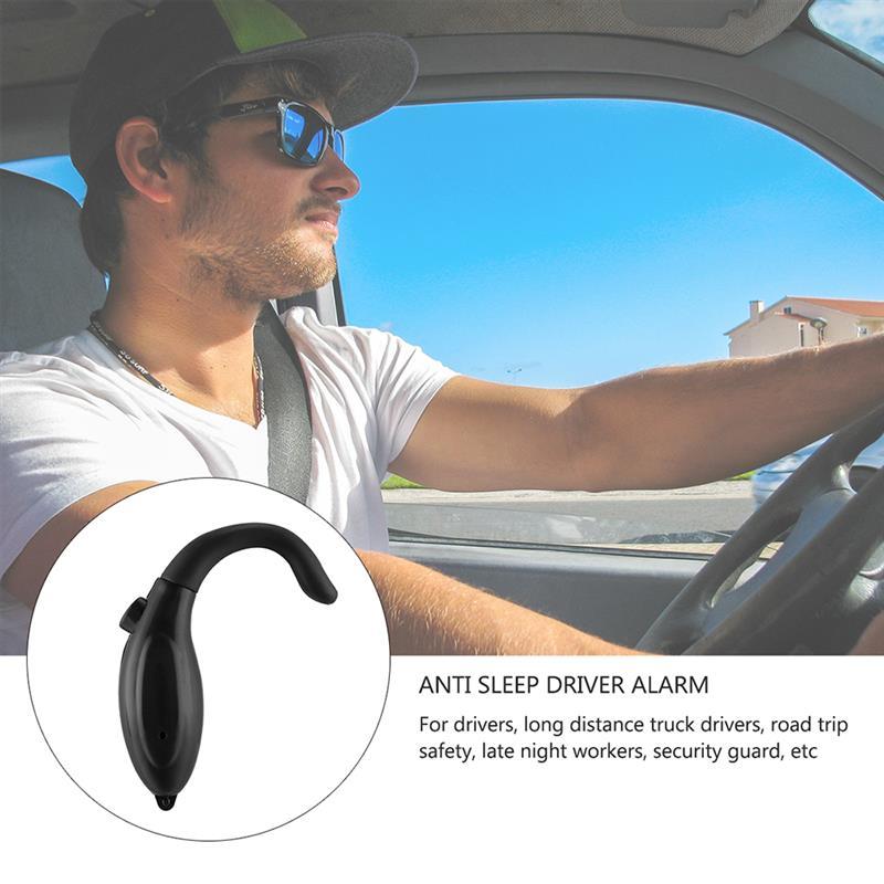 Anti-Sleep Alarm Drive Alert Driver Awake Driver Alarm Cool Gadget Truck Tool Sleepy Reminder for Drivers Security Guards