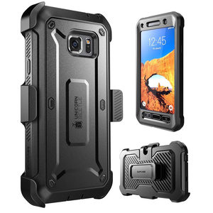 Image 1 - SUPCASE For Samsung Galaxy S7Active Case UB Pro Series Full Body Rugged Holster Shockproof Cover WITH Built in Screen Protector