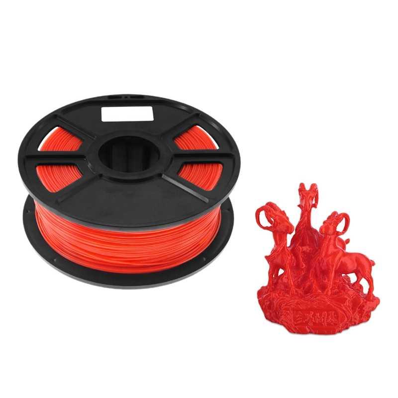 1Kg-Pla נימה 1.75Mm פלסטיק גומי מתכלה חומר 3D פחמן סיבי 3D נימה 1.75 Impressora 3D נימה להדפסה