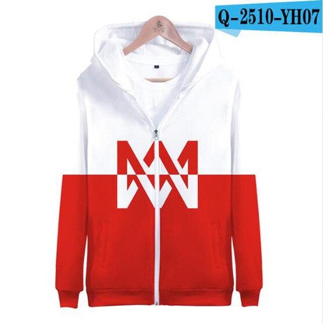3 To 14 Years Kids Hoodie Marcus and Martinus 3D Hoodies Sweatshirt Boys Girls Fashion Harajuku Jacket Coat Children Clothes 23