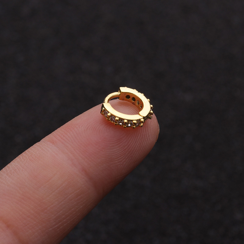 Gold 6mm