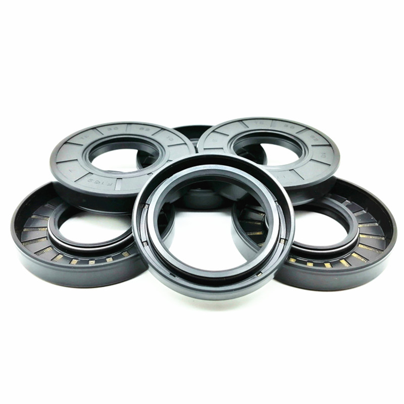 Rubber Metric Rotary Shaft Oil Seal 100x130x13mm
