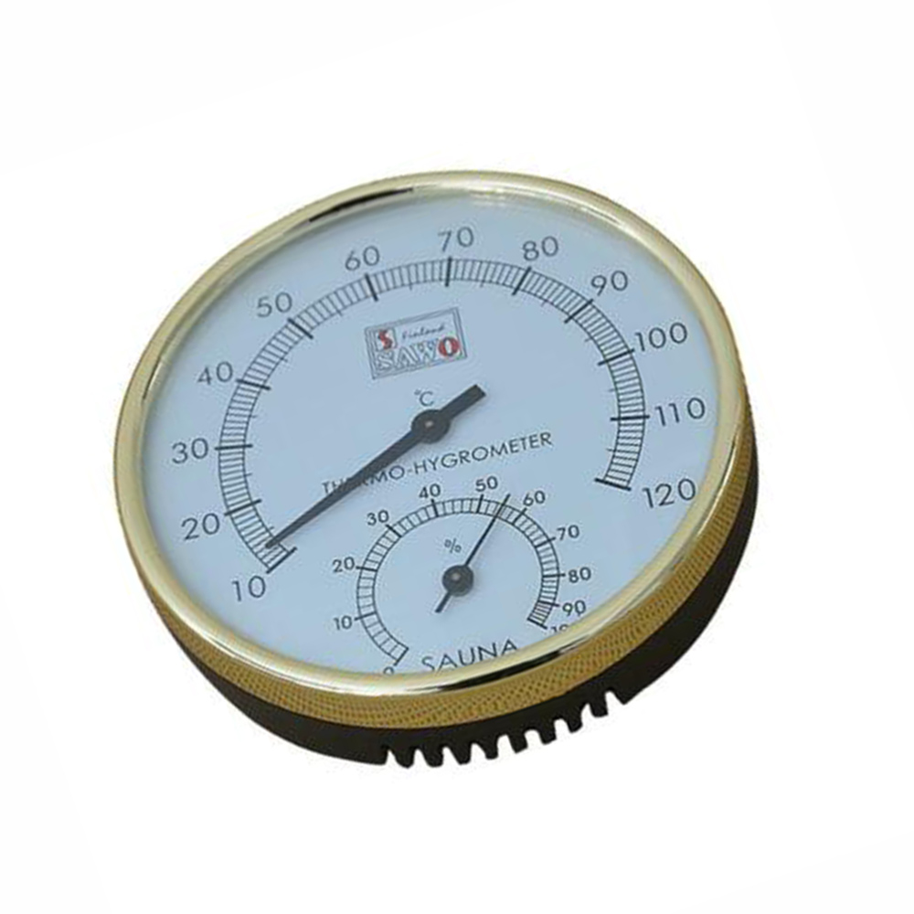Warehouses Thermometer 10x2.5cm Pools Spas Saunas Humidity Temperature Meters Measurement And Analysis Instruments
