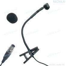 E900 музыкальный инструмент кардиоидный микрофон для shure ulxd