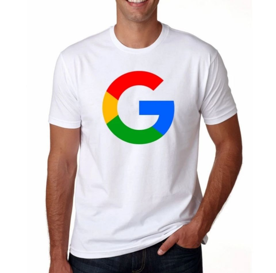 2019 Hot IT Google Microsoft Summer T-shirt Men Cotton Short Sleeve Print Pattern Casual Tee Shirt Homme Men/Women Plus Size 4XL
