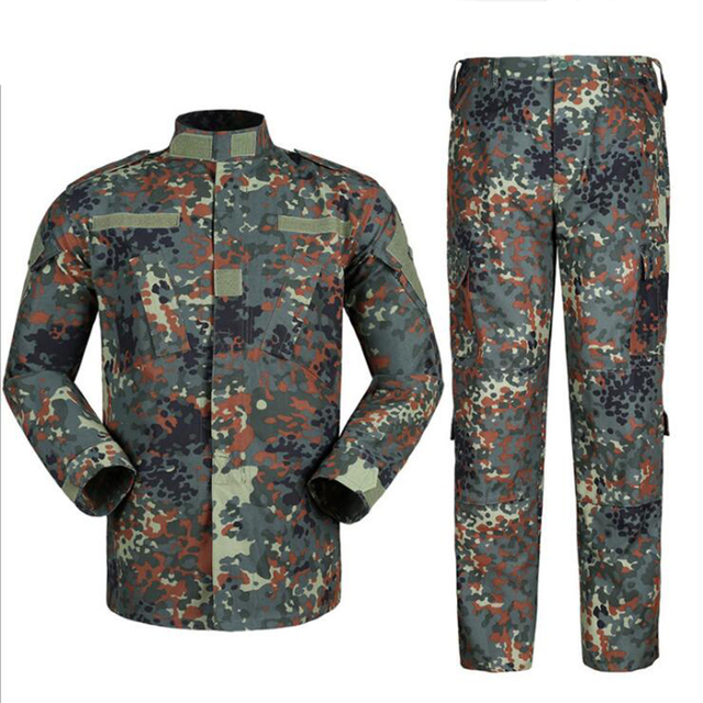Army Military Airsoft Tactical BDU Uniform Kryptek Mandrake Camouflage Battlefield Suit Airsoft Paintball Shirt Hunting Clothing 3