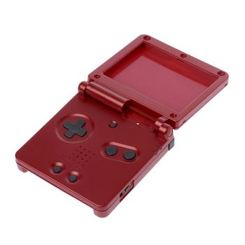 For Nintendo GBA SP For Gameboy Housing Case Cover Replacement Full Shell For Advance SP cltgxdd cartoon limited edition full housing shell for nintendo for gba sp game console cover case for gameboy advance sp