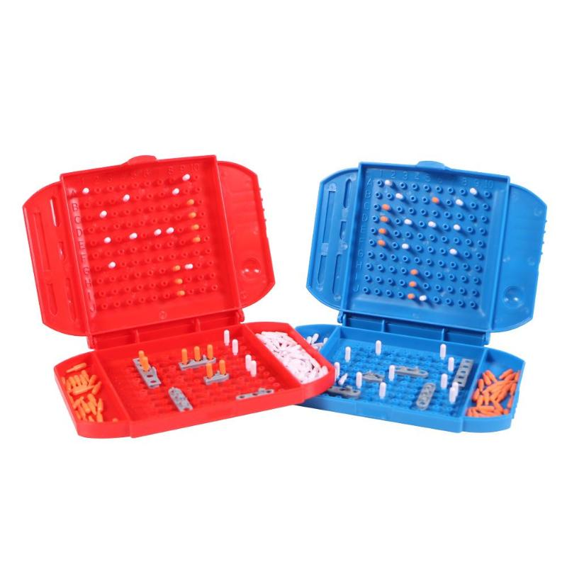 2pcs Sea Battle Popping Game Parent Child Family Interactive Games Kids Intellectual Education Puzzle Toys