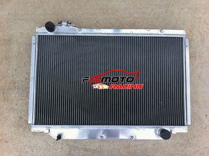 Image 4 - BRAND NEW 56mm 3row Aluminum Radiator FOR Toyota Landcruiser HDJ80 HZJ80 Land cruiser HDJ/HZJ 80 Series 4.2L MT1990 1998