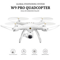 High Tech 720P Camera Drone Hover Cameras Quadcopter GPS 4CH RC Outdoor Toy Kids Game 720P Camera RC Drone