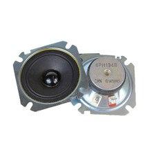 SOTAMIA 2Pcs 2.5 Inch Tweeter Audio Speaker Driver 6 Ohm 60W Paper Cone Treble Loudspeaker DIY Sound Music Speaker Home Theater