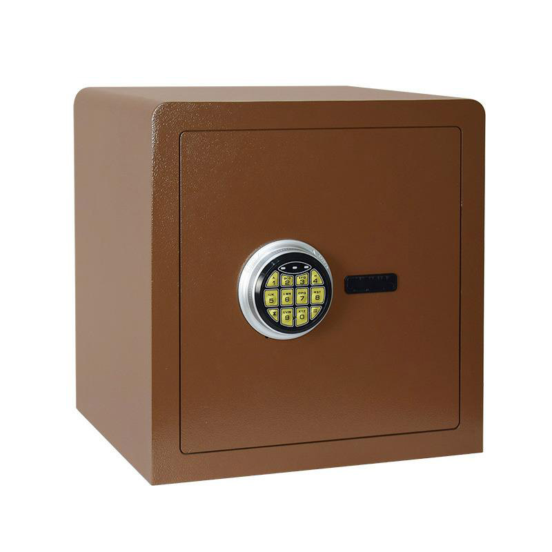 Safety Box Anti-theft Electronic Storage Bank Security Money Jewelry Storage Collection Home Office Security Storage Box DHZ044