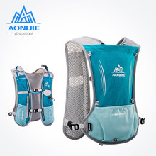 AONIJIE Hydration Vest Pack 5L Ultralight Running Backpack Outdoor Sports Bag For Trail Racing Marathon Camping Hiking E913S