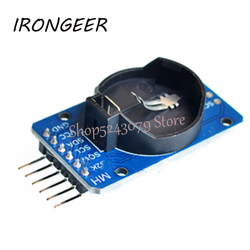 1PCS DS3231 AT24C32 IIC Precision RTC Real Time Clock Memory Module