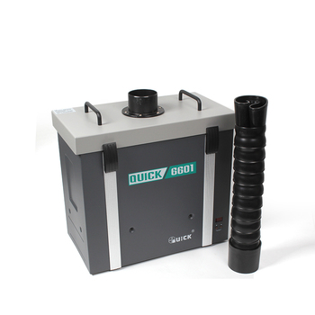 smoke detector smoke purification filter system simplex smoke purification filter Vortex fan strong wind QUICK 6601 AC220V smoke