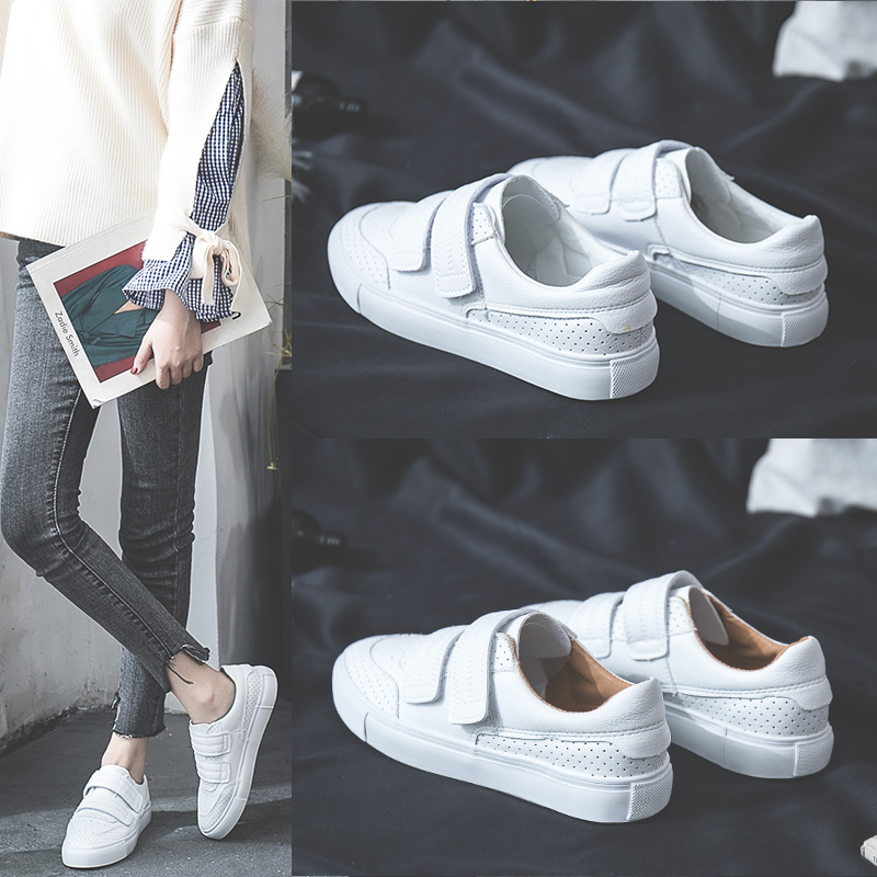 2019 New Women Shoes Small White Shoes Flat Casual Sneakers Women Brand Zapatos Mujer Tenis Feminino Couple Feminina