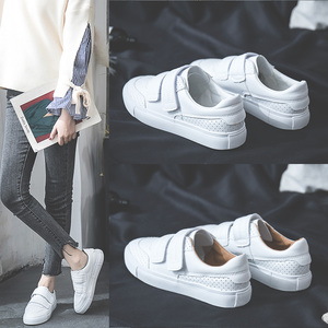 2019 New Women Shoes Small Whi